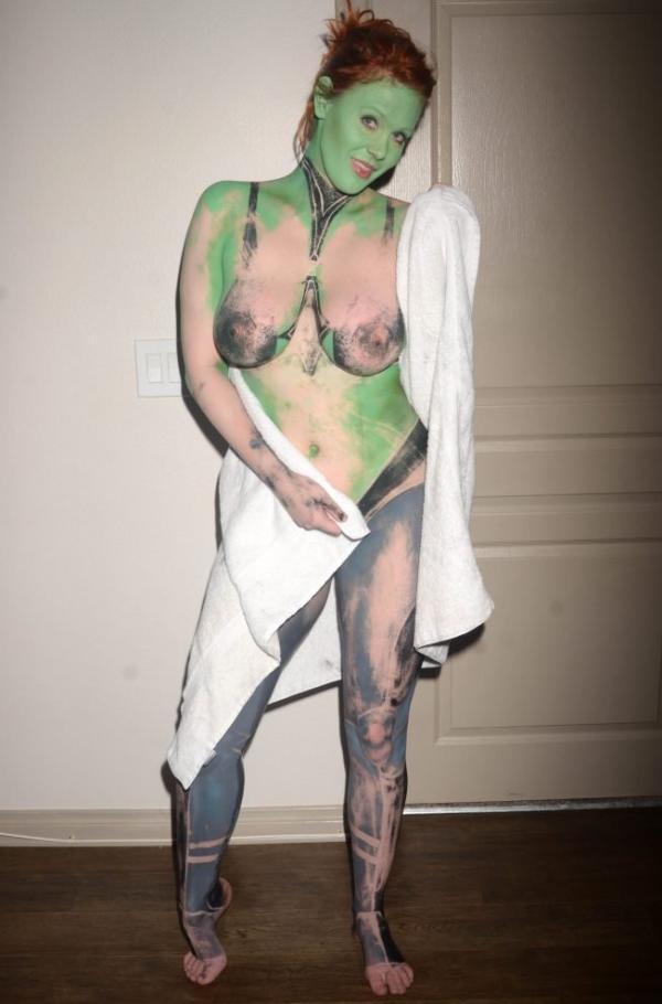 Maitland Ward Nude Photos 107