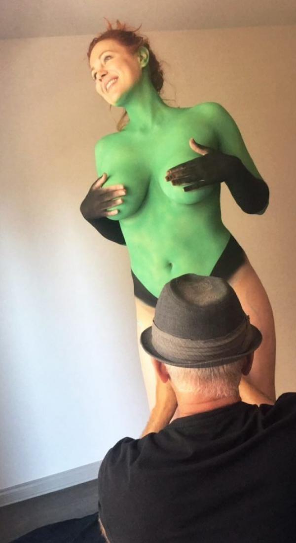 Maitland Ward Nude Photos 3