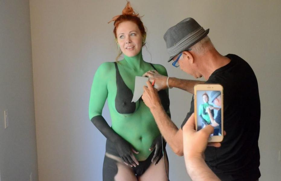 Maitland Ward Nude Photos 7