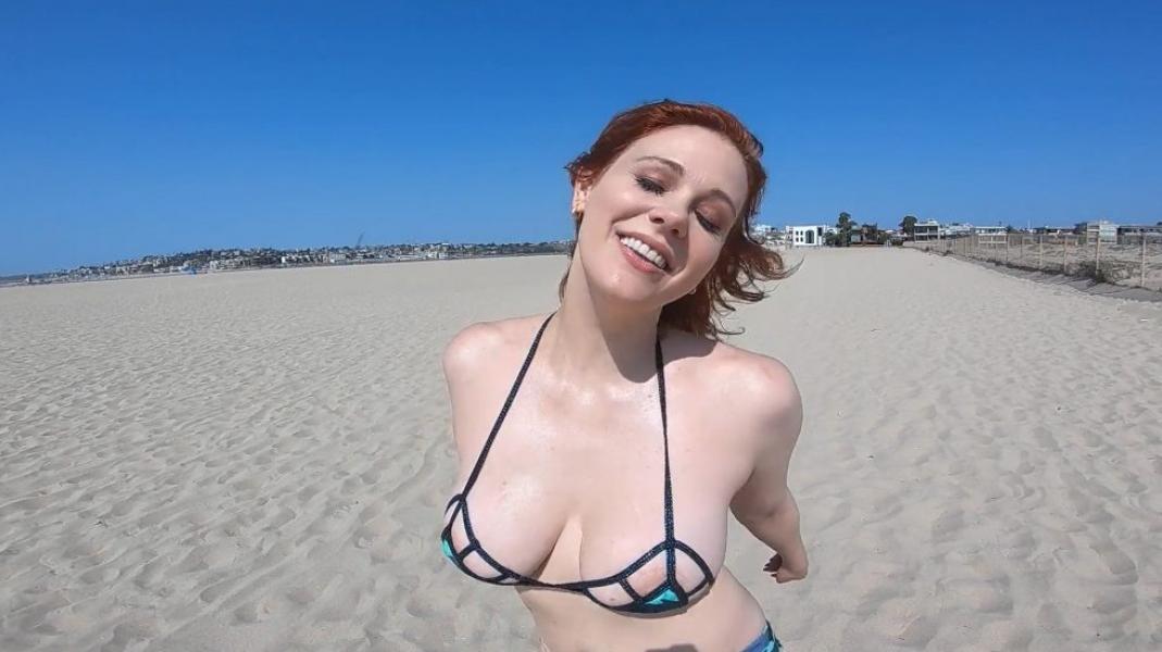 Maitland Ward Nude Sexy Pics 37