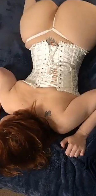 Maitland Ward Nude Sexy Snapchat Photos 7