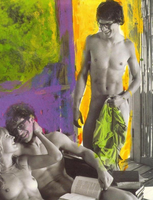 Malin Akerman Nude and Sexy 13