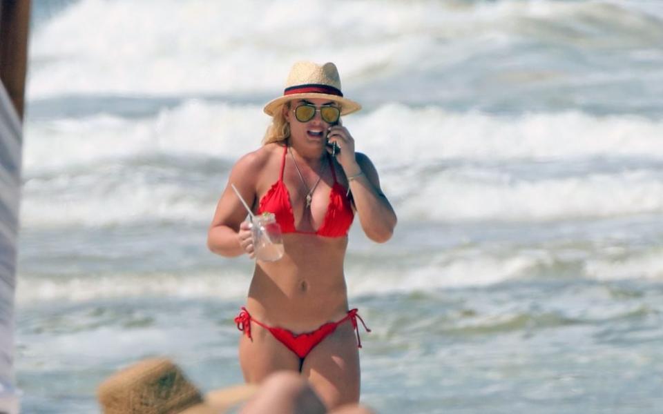 Mandy Rose Sexy 2