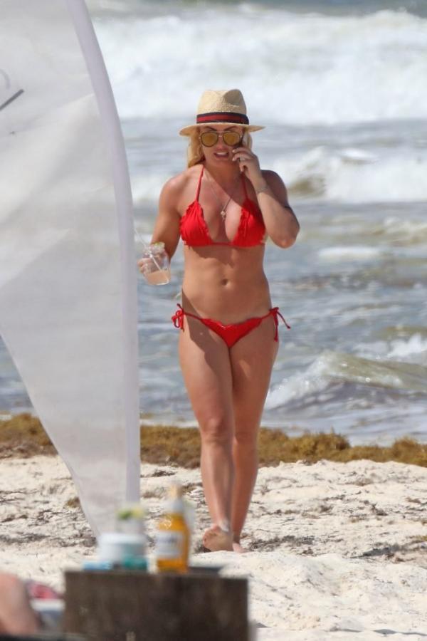 Mandy Rose Sexy 3