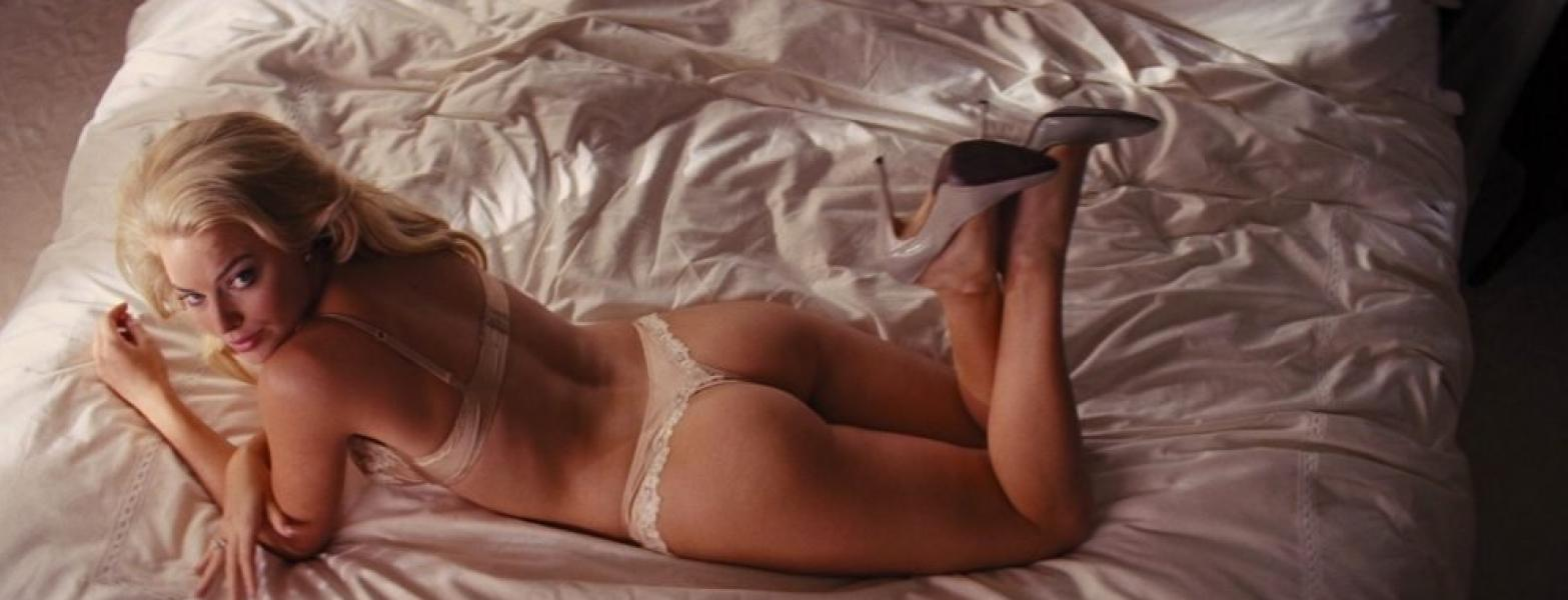 Margot Robbie Nude and Sexy 4