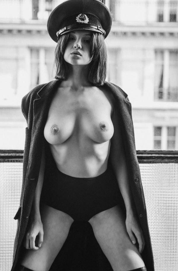 Maria Demina Nude Sexy 2