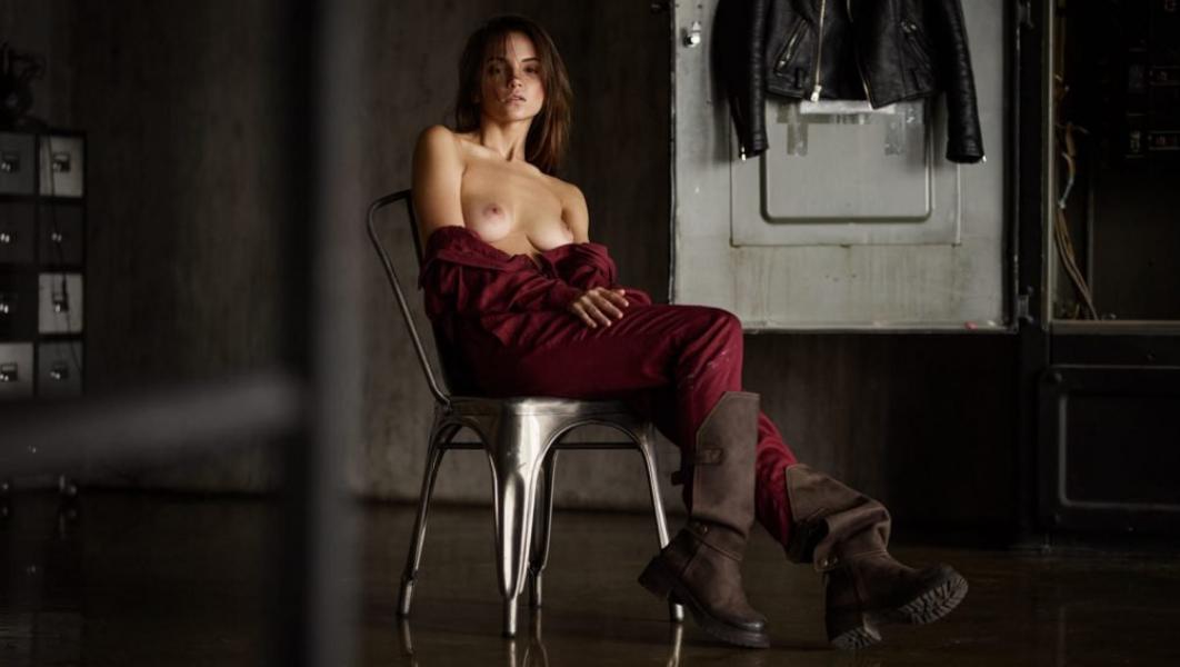 Maria Demina Nude Sexy 44