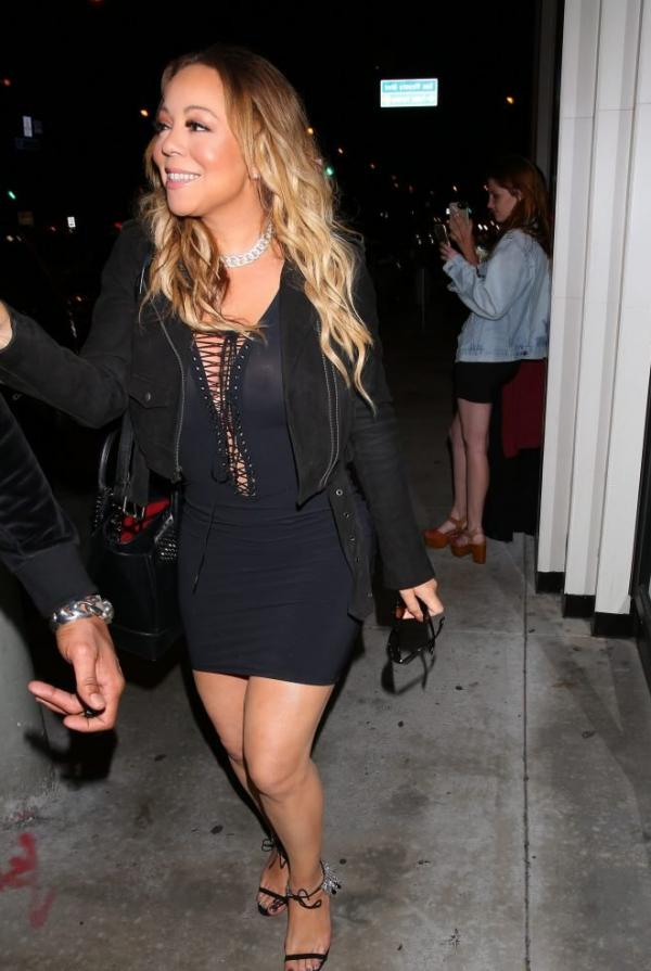 Mariah Carey Braless 25