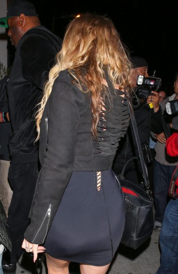 Mariah Carey Braless 29