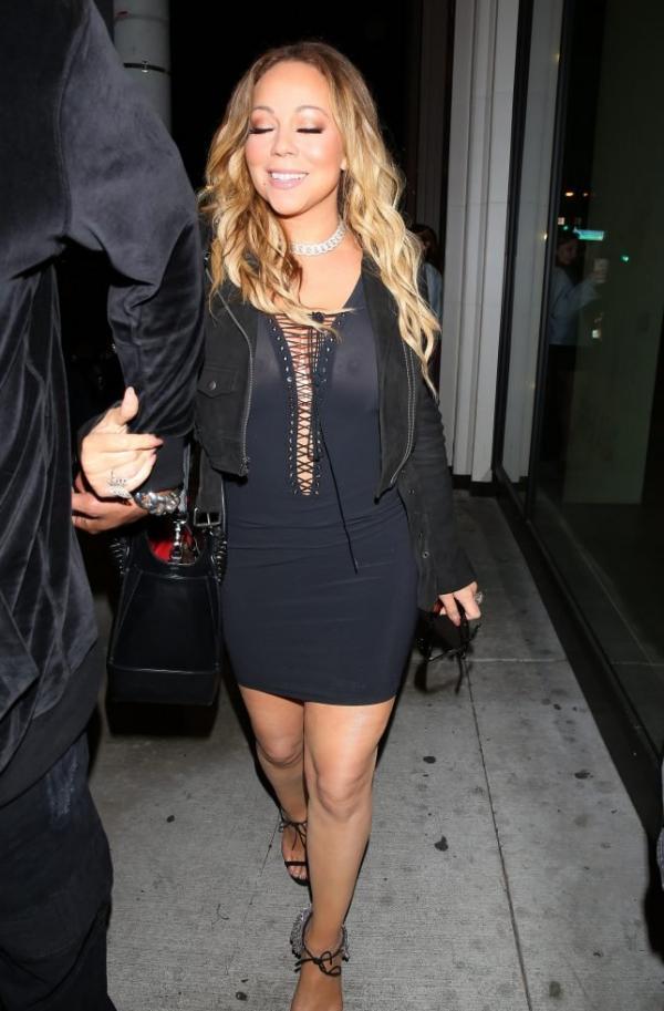 Mariah Carey Braless 30