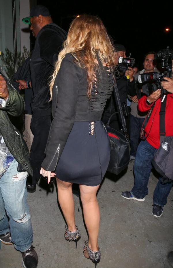 Mariah Carey Braless 31