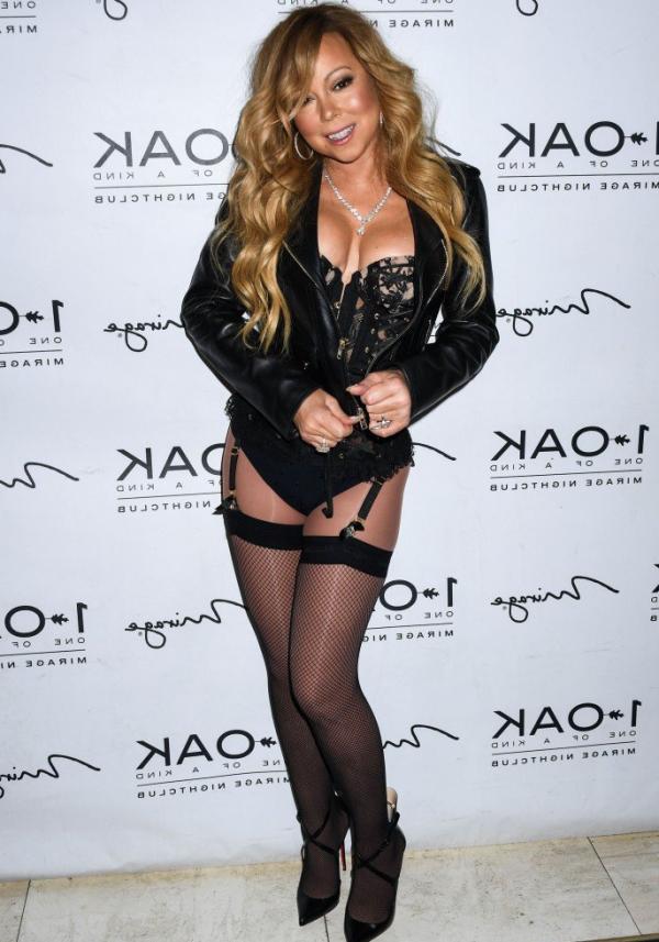 Mariah Carey Sexy 100