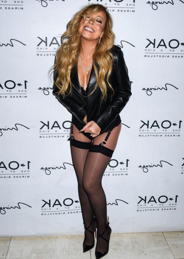 Mariah Carey Sexy 101