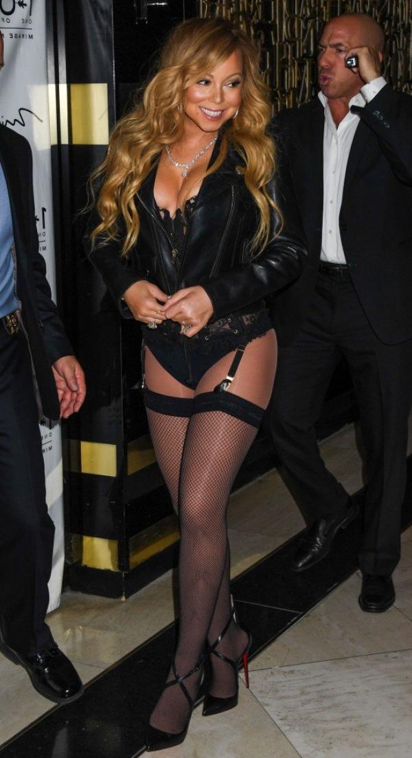 Mariah Carey Sexy 105