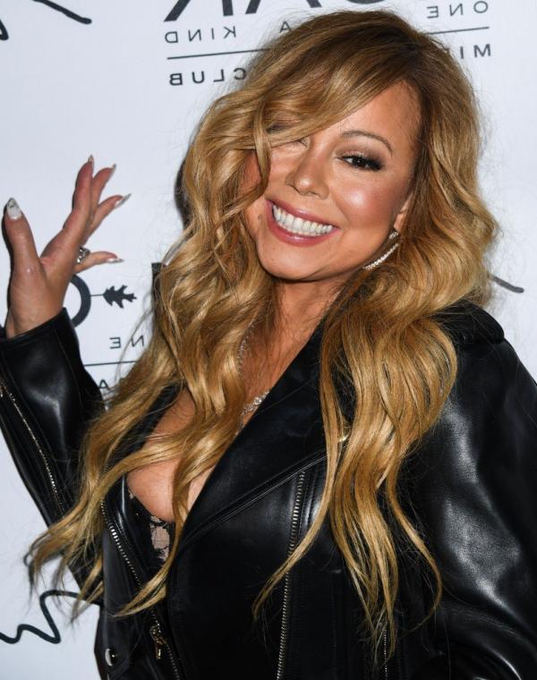 Mariah Carey Sexy 69