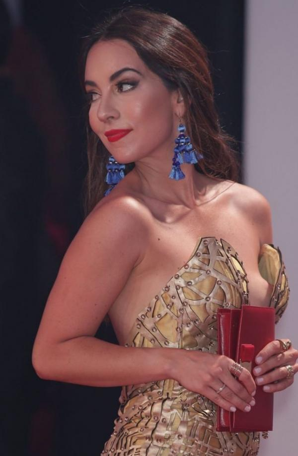Mariana Atencio Nip Slip 2