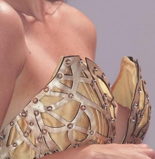 Mariana Atencio Nip Slip 4