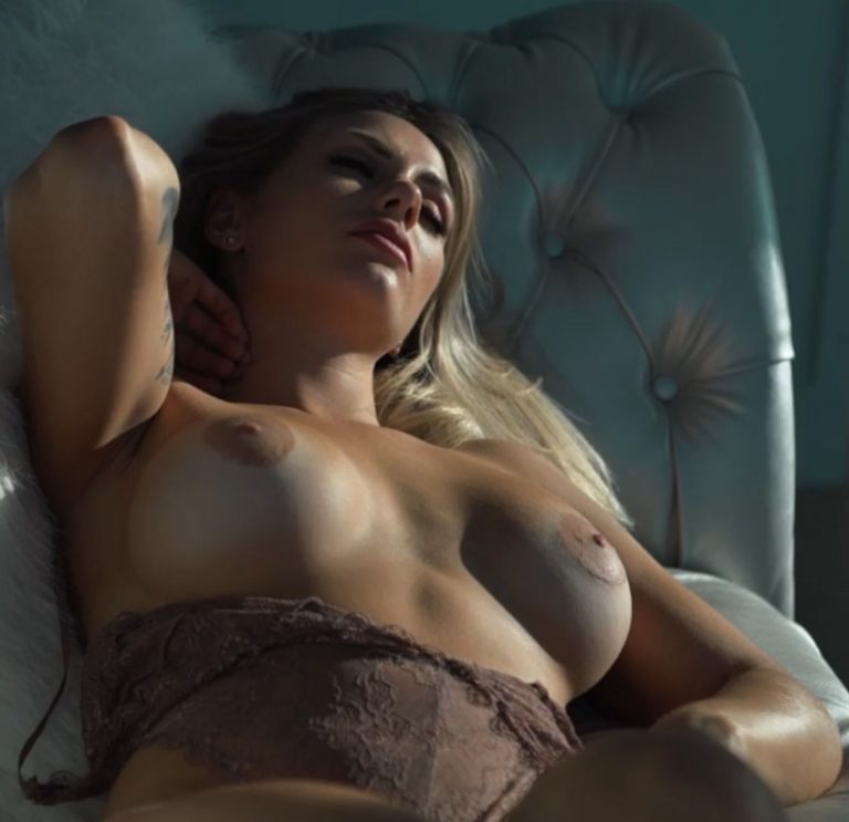 Marine S'Mezz Nude and Sexy 2