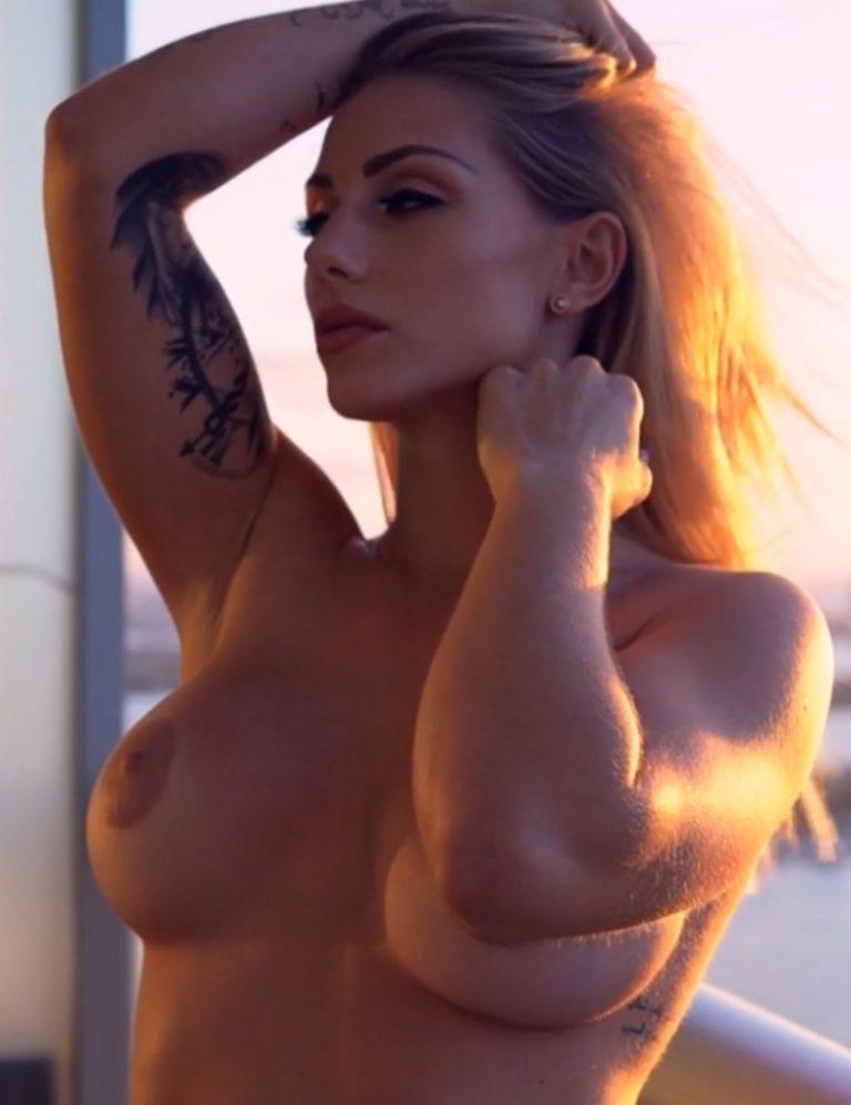 Marine S'Mezz Nude and Sexy 4