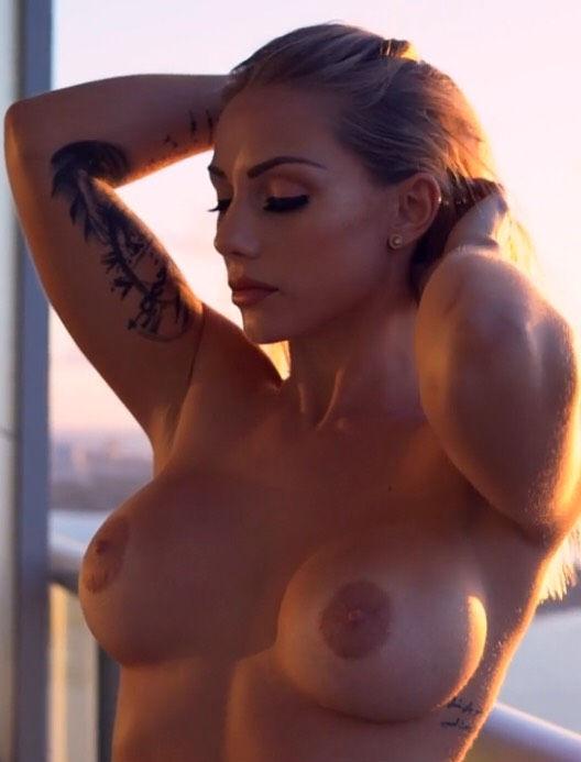 Marine S'Mezz Nude and Sexy 6