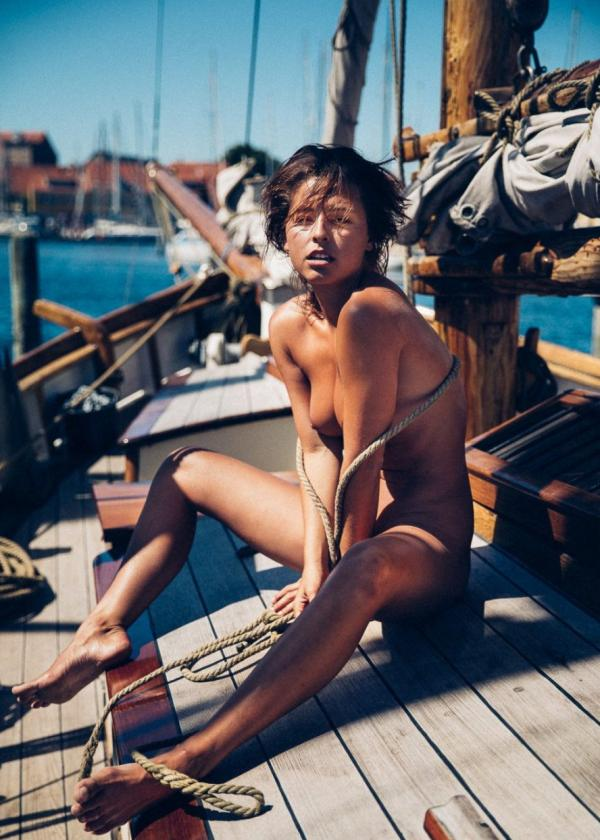 Marisa Papen Naked 7
