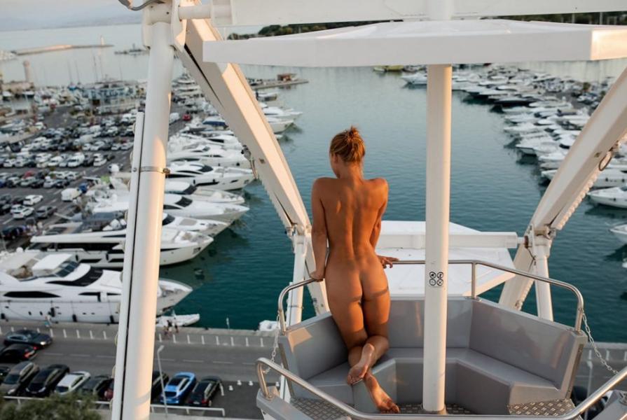 Marisa Papen Naked 8 1