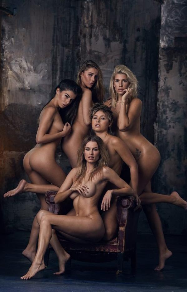 Marisa Papen Nude 9