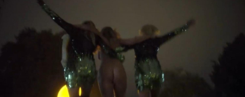 Marte Germaine Christensen Nude – The Great Undressing 1