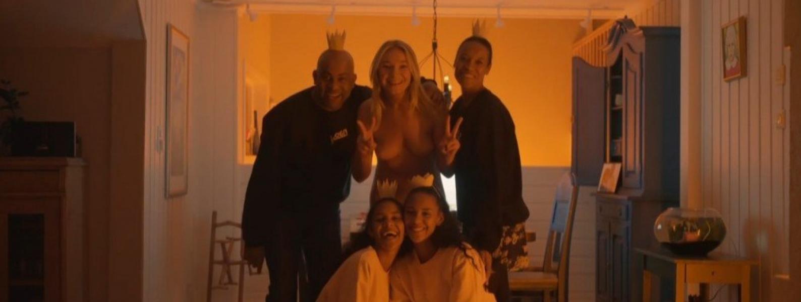 Marte Germaine Christensen Nude – The Great Undressing 18
