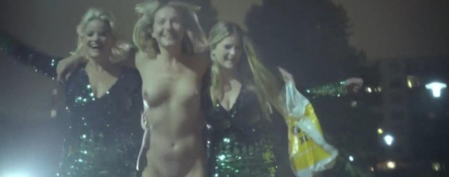 Marte Germaine Christensen Nude – The Great Undressing 2